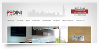 Kitchen Showroom Website Company