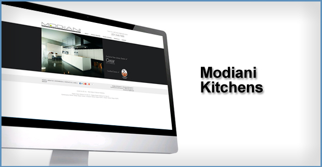 Kitchen Website Design Extraordinary Kitchen Website Design  European Kitchen Website Design  Modern . Decorating Design